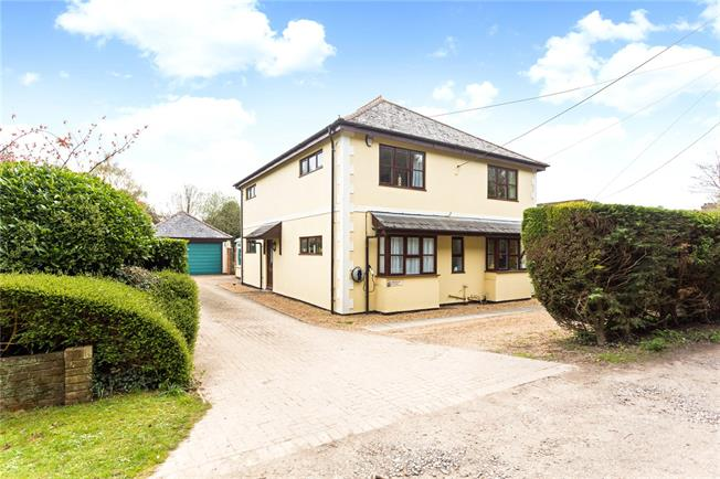 Guide Price £675,000, 4 Bedroom Detached House For Sale in Slindon Common, BN18