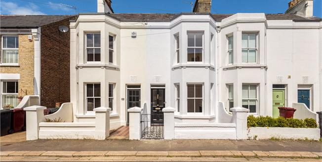 Asking Price £435,000, 2 Bedroom Terraced House For Sale in West Sussex, PO19