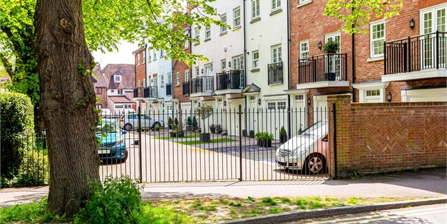Guide Price £735,000, 3 Bedroom Terraced House For Sale in West Sussex, PO19