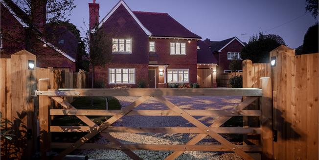 Asking Price £1,500,000, 5 Bedroom Detached House For Sale in West Sussex, PO19