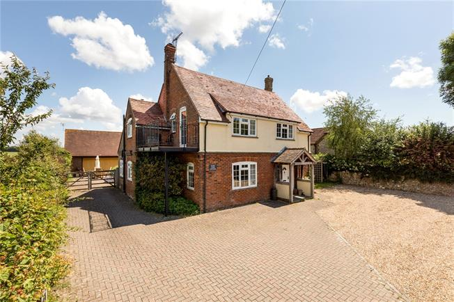 Asking Price £695,000, 4 Bedroom Detached House For Sale in Maudlin, Chichester, PO18