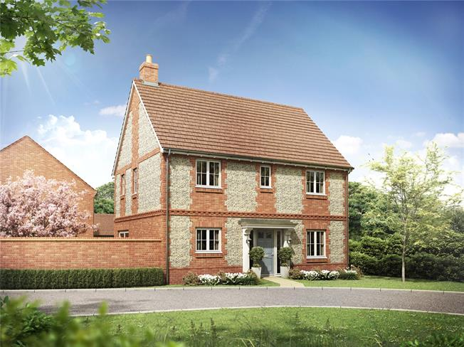 Asking Price £534,950, 3 Bedroom Detached House For Sale in Chichester, West Sussex, PO18