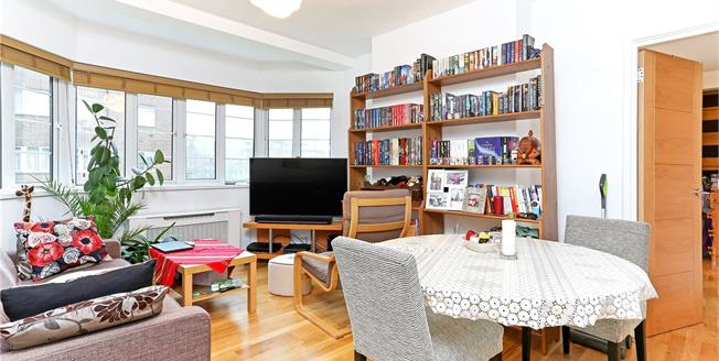 Asking Price £425,000, 2 Bedroom Flat For Sale in London, W4
