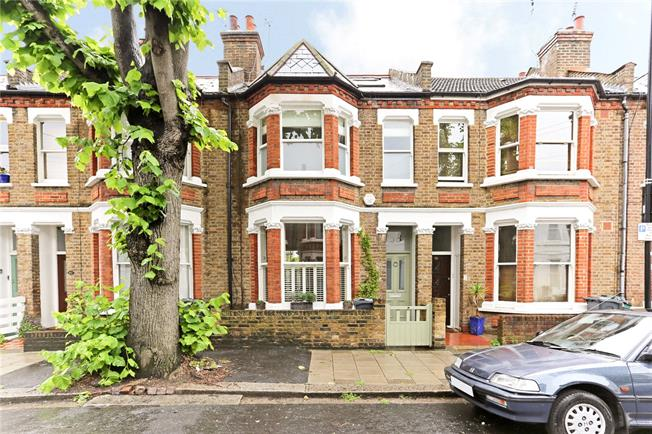 Asking Price £1,399,950, 4 Bedroom Terraced House For Sale in London, W4