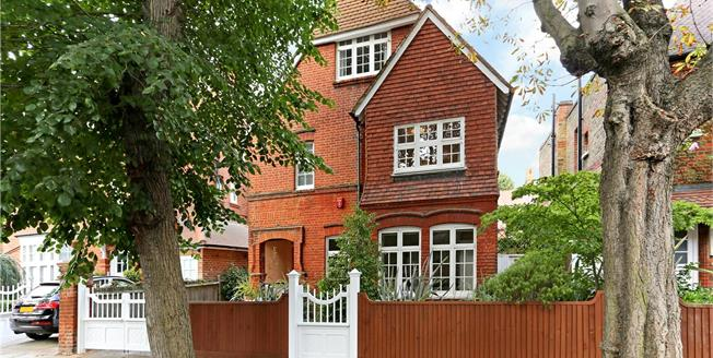 Asking Price £2,700,000, 5 Bedroom Detached House For Sale in London, W4