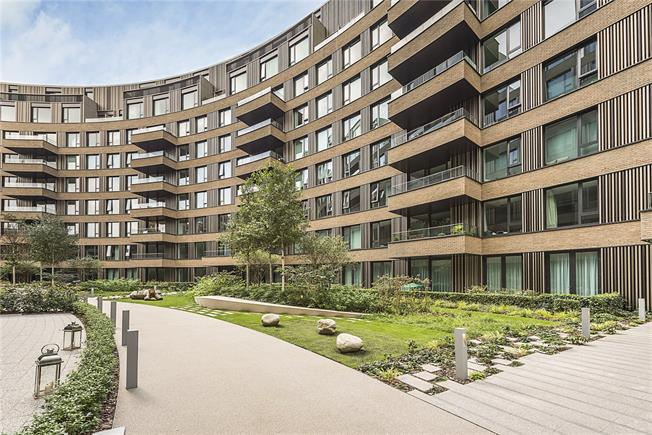 Asking Price £850,000, 1 Bedroom Flat For Sale in 89 Wood Lane, London, W12