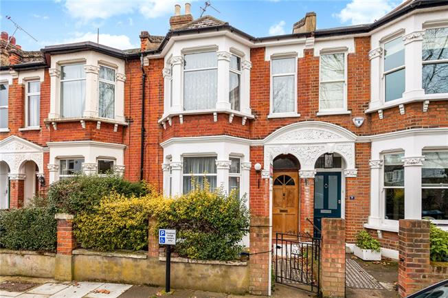 Asking Price £950,000, 3 Bedroom Terraced House For Sale in London, W4