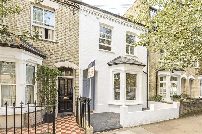 Asking Price £1,325,000, 4 Bedroom Terraced House For Sale in London, W12