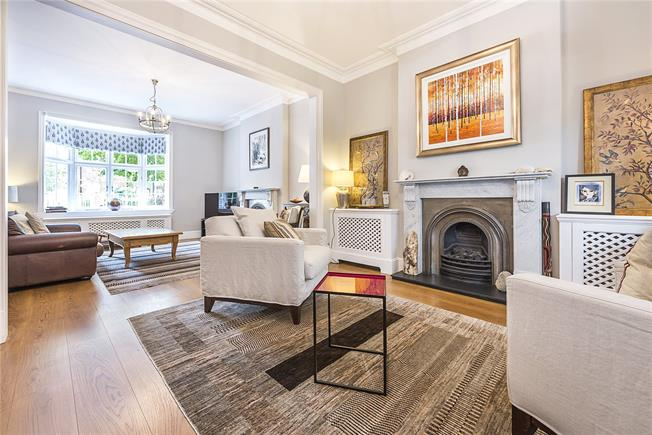 Asking Price £2,695,000, 5 Bedroom Terraced House For Sale in London, W4