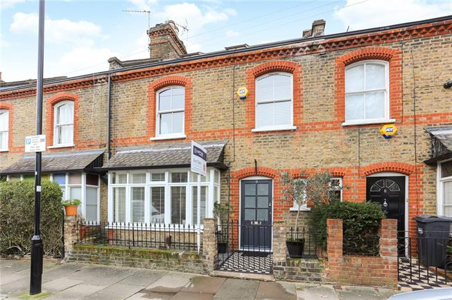 Asking Price £1,075,000, 3 Bedroom Terraced House For Sale in London, W4