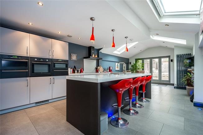 Asking Price £1,275,000, 4 Bedroom Terraced House For Sale in London, W4