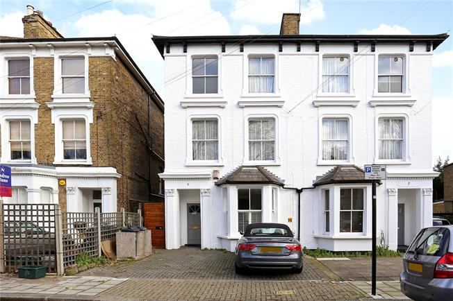Asking Price £550,000, 1 Bedroom Flat For Sale in London, W4