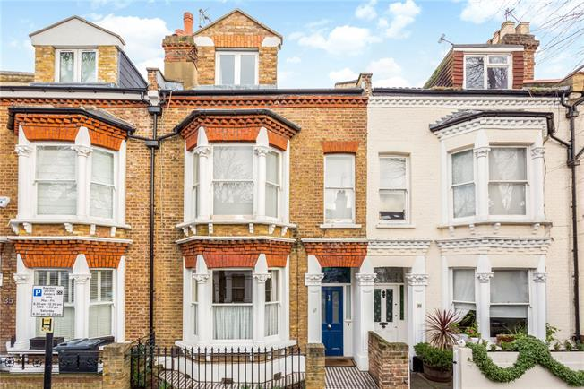 Asking Price £1,200,000, 3 Bedroom Terraced House For Sale in London, W4