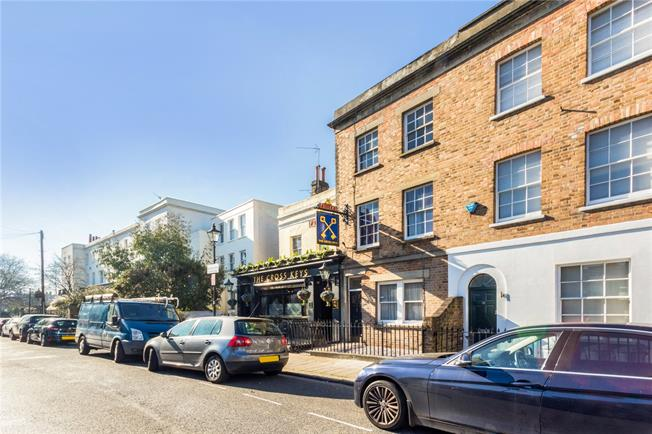 Asking Price £1,000,000, 3 Bedroom Terraced House For Sale in London, W6