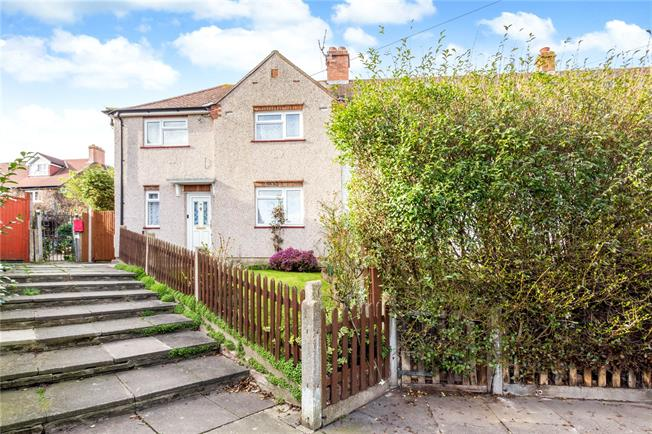 Asking Price £485,000, 2 Bedroom End of Terrace House For Sale in Brentford, TW8