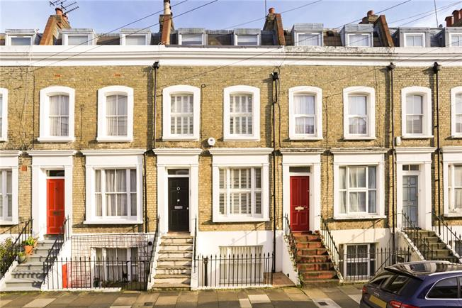 Asking Price £1,450,000, 4 Bedroom Terraced House For Sale in London, W6