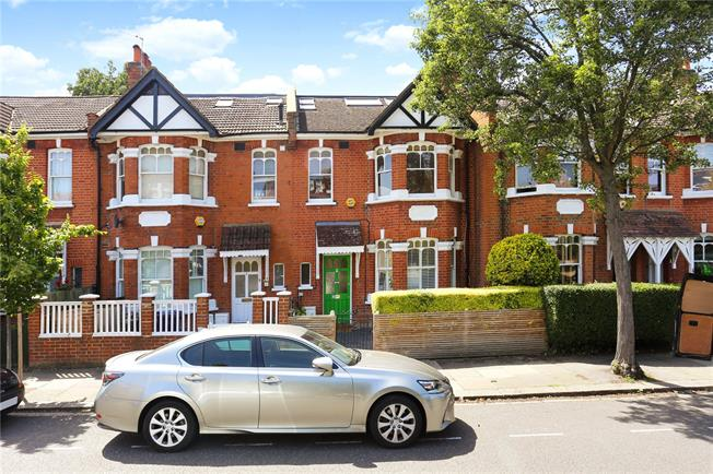 Asking Price £1,375,000, 4 Bedroom Terraced House For Sale in London, W4