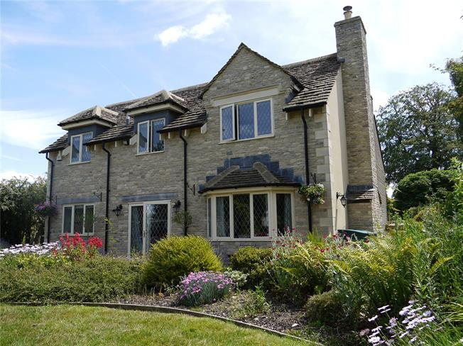 Guide Price £995,000, 6 Bedroom Detached House For Sale in Alderton, SN14