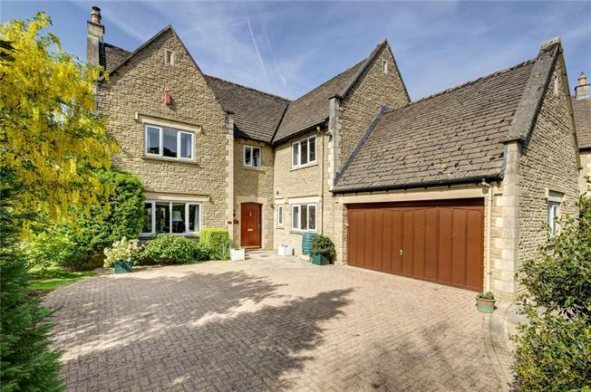 Guide Price 665000 5 Bedroom Detached House For Sale In Cirencester GL7