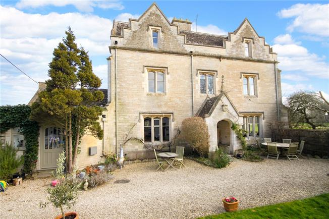 Guide Price £875,000, 4 Bedroom House For Sale in South Cerney, GL7