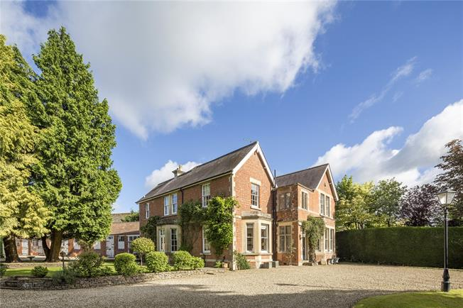 Guide Price £1,500,000, 5 Bedroom Detached House For Sale in Upper Seagry, SN15