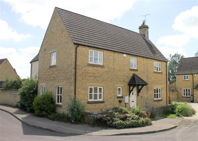 Asking Price £635,000, 4 Bedroom Detached House For Sale in South Cerney, GL7