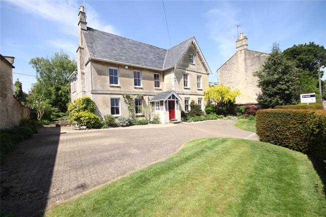 Offers in excess of £900,000, 6 Bedroom Detached House For Sale in Cirencester, GL7