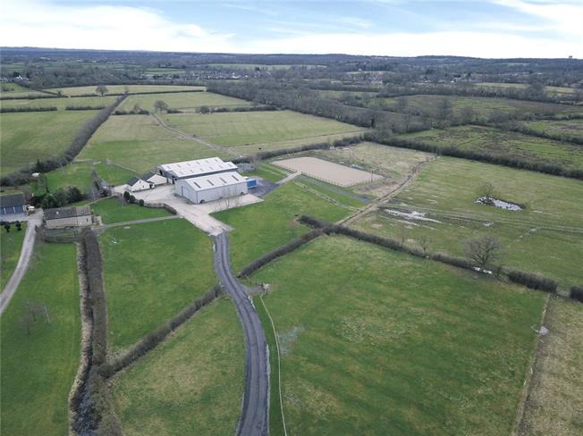 Guide Price £1,350,000, 3 Bedroom Land For Sale in Malmesbury, Wiltshire, SN16