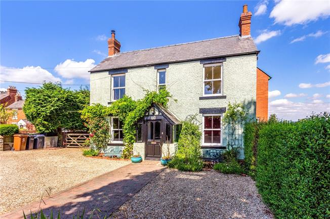 Guide Price £630,000, 4 Bedroom Detached House For Sale in Swindon, Wiltshire, SN5