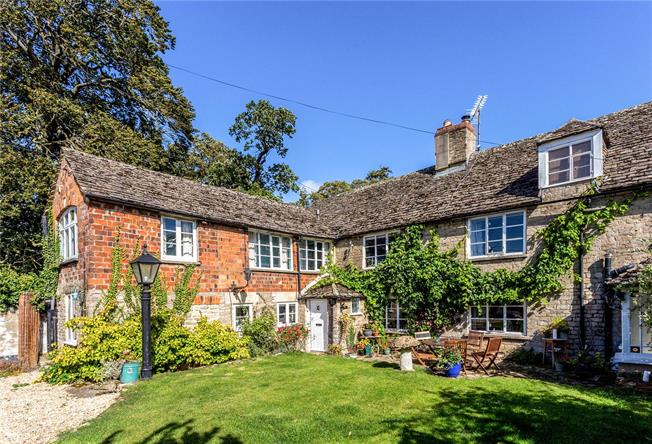 Guide Price £495,000, 4 Bedroom Semi Detached House For Sale in Wiltshire, SN6