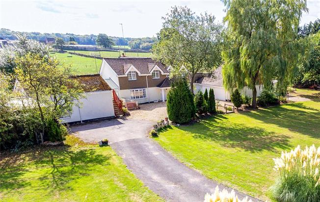 Guide Price £1,150,000, 5 Bedroom Detached House For Sale in Wiltshire, SN6