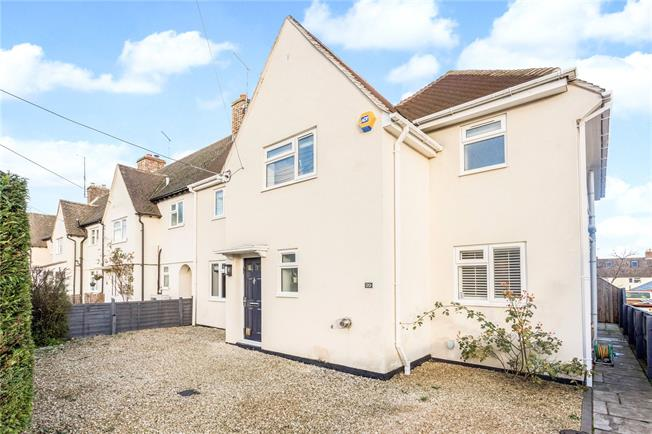 Guide Price £435,000, 4 Bedroom End of Terrace House For Sale in Kemble, GL7