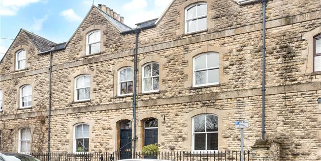 Guide Price £625,000, 4 Bedroom Terraced House For Sale in Cirencester, GL7