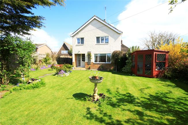 Guide Price £475,000, 4 Bedroom Detached House For Sale in Wiltshire, SN6