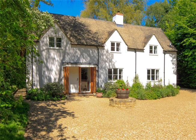 Guide Price £935,000, 4 Bedroom Detached House For Sale in Minety, SN16