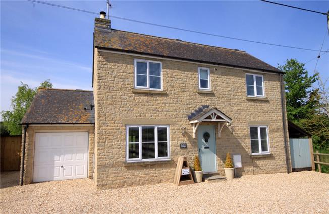 Guide Price £499,950, 4 Bedroom Detached House For Sale in Purton, SN5