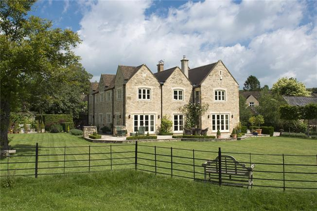 Guide Price £1,795,000, 5 Bedroom Detached House For Sale in Cheltenham, GL54