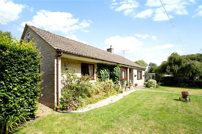 Guide Price £499,950, 4 Bedroom Bungalow For Sale in Lower Seagry, SN15