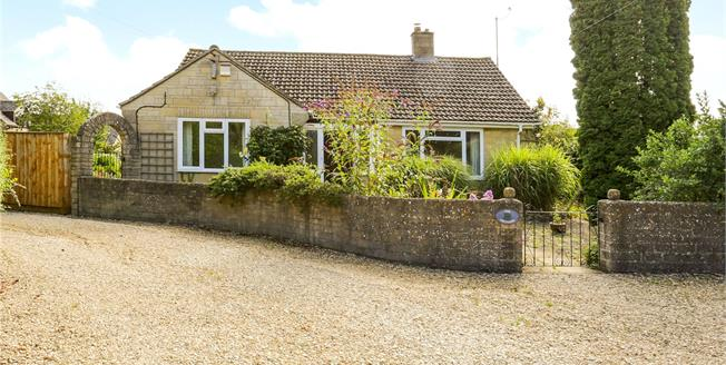 Guide Price £525,000, 4 Bedroom Bungalow For Sale in Wiltshire, SN6