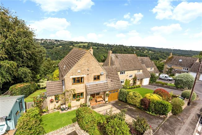 Asking Price £565,000, 4 Bedroom Detached House For Sale in Gloucestershire, GL6