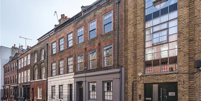 Asking Price £2,650,000, 4 Bedroom Terraced House For Sale in Spitalfields, E1