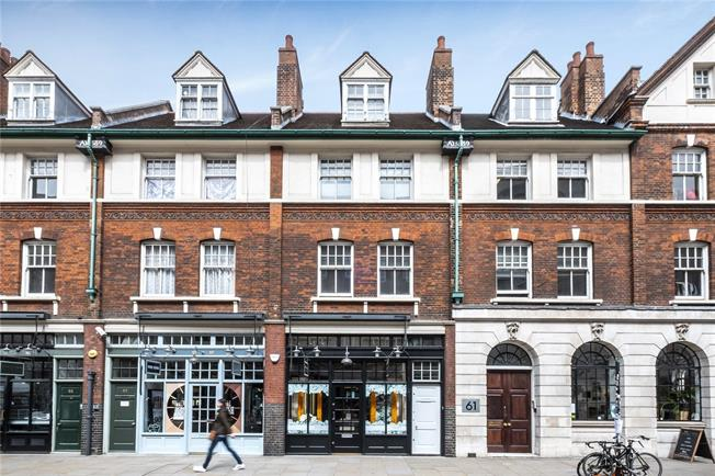 Asking Price £1,325,000, 2 Bedroom Flat For Sale in London, E1