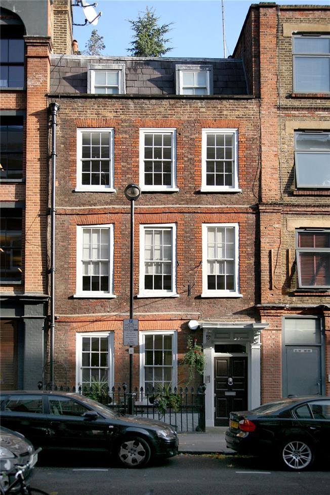 Asking Price £6,999,950, 6 Bedroom Terraced House For Sale in London, EC1M