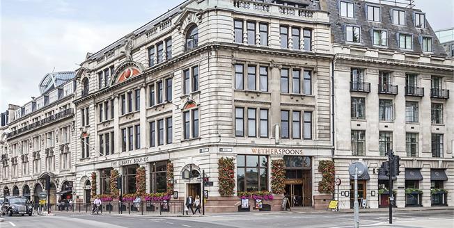 Asking Price £1,100,000, 2 Bedroom Flat For Sale in City Of London, EC3N