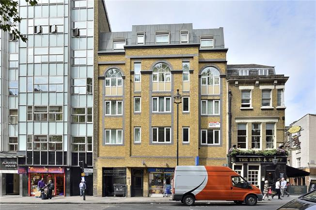 Asking Price £950,000, 2 Bedroom Flat For Sale in London, WC2H
