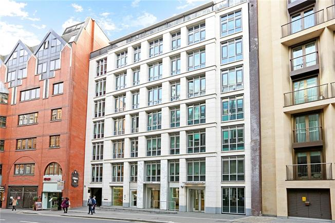 Asking Price £475,000, 1 Bedroom Flat For Sale in London, EC4A