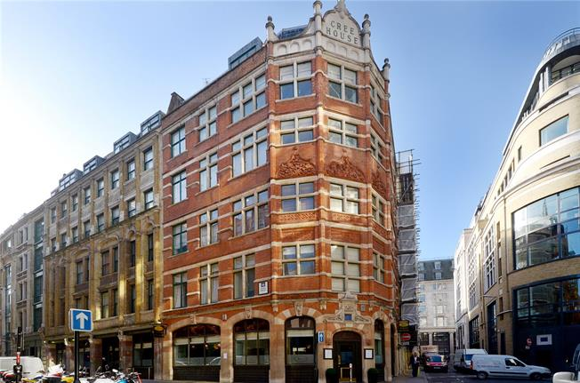 Asking Price £525,000, 1 Bedroom Flat For Sale in City Of London, EC3A