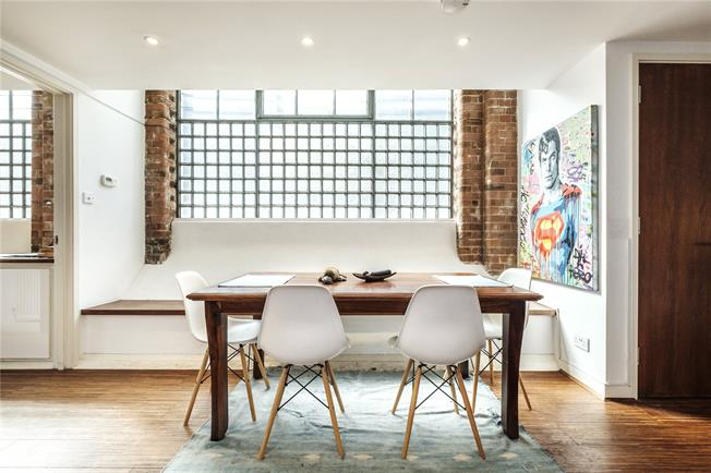 Asking Price £900,000, 2 Bedroom Flat For Sale in London, E1