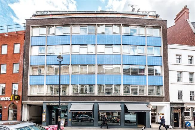 Asking Price £700,000, 2 Bedroom Flat For Sale in London, WC2N