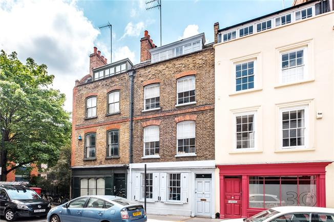 Asking Price £4,000,000, 6 Bedroom Terraced House For Sale in London, EC1M